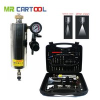 auto cleaning system - C100 car non dismantle auto Fuel Injector cleaner gasoline cars Fuel Injector Cleaning and Testing Fuel System Clean tools DHL