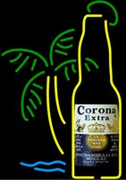 Wholesale Corona Extra Glasss Neon Beer Signs Light New