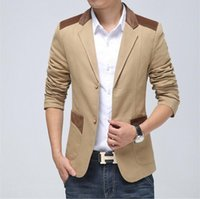 Wholesale New Man Suits Blazers Spring and Autumn Italian style Slim Fit Casual Suit Jacket Fashion Suits For Men