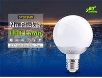 ball screw lead - Super bright LED bulbs E27 W W W W V screw Dragon Ball Bubble Foam Floor Cosmetic Mirror mirror Cabinet Light Lamp