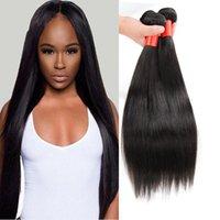 beauty shine products - Brazilian Shine Weave Beauty Virgin Hair Brazilian Virgin Hair Straight Human Hair Products Unprocessed Virgin Brazilian Human Hair