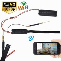 Wholesale Z5S HD P WIFI Spy Hidden Camera DIY Module Home Security H Remote Monitor MINI DV Motion Detection