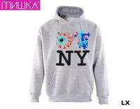 big collar hoodie - big size MISHKA Mens Hoodies Fashion Sweatshirts Hip Hop G star high quality o neck coat Clothes