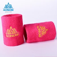 Wholesale Hight Quality Men and Women Sports Wrist Super Light Weight Breathable Comfortable High Elastic Cotton Bracer Two pieces a pack