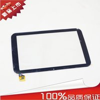 Wholesale GSL3680B F800123C T101WXHS02A02 A A OGS touch screen SG1001 tablet panel Digitizer Glass digma Plane G PS1005MG