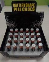 Wholesale Hot sale stealth Stash Diversion Safe AA Battery Pill Box Hidden Container Case Gift New