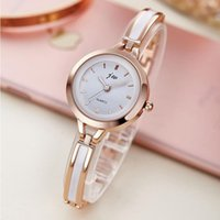 analog mail - Contracted quartz watch female fashion fashion watches women rose gold activity package mail