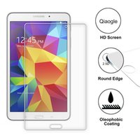 Wholesale Qiaogle Anti explosion Tempered Glass Screen Protector Ultra Hard For Samsung Galaxy Tab inch T330 T331 Premium Screen Protector