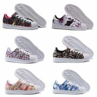 Wholesale Hot High Quality brand Women s Originals Superstar II Low sport Skate Shoes Retro Breathable sneakers Size