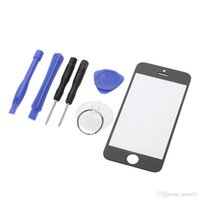 Wholesale 7 in Touch Screen Glass Replacement Screwdriver Disassemble Tool Set for iPhone S