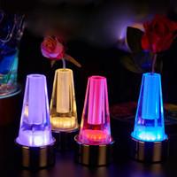 bar table games - Led Lamp Crystal Table Lamp Crystal Table Lamp Charge Creative Bar Ktv Night Games Cafe Restaurant Table Lamp Led Flower Lights LED D05