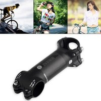 Wholesale Sales Bicycle Zoom Carbon Fiber Mountain Bicycle Stem Bike Front Short stem