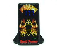 Wholesale New Devil Digital Tattoo Power Supply Foot Pedal Clip Cord