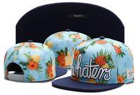 active fruit - 2016 fashion blue fruit Flowers snapback hats baseball caps for men women brand cap sports hip hop flat sun hat bones gorras cheap Casquette