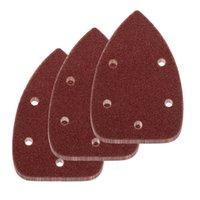 aluminum oxide abrasive - 25PC x100mm Aluminum Oxide Velcro Sandpaper for Palm Sander with Grit Abrasive Tools