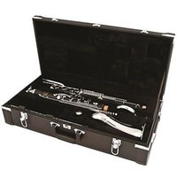 bass clarinet case - Jupiter N Previously the N Bass Clarinet with Two Piece Body and Case