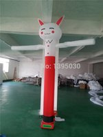 Wholesale pc M by DHL Model Inflatable Beverage cartoon people Inflatable model gas