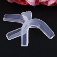 Wholesale 2pcs SET New Transparent Thermoforming Mouth Whitening Trays Dental Teeth dental equipment