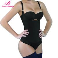 Wholesale Lover Beauty Waist Trainer Latex Firm Control Slimming Bodysuit Shape Wear faja reductora cinturilla gaine amincissante