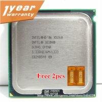 Wholesale Original Xeon X5260 SLBAS SLANJ Processor GHz MB MHz Dual Core Server LGA CPU