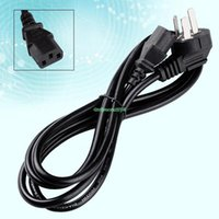 Wholesale 1 m plug pin pin laptop adapter ac power supply cord cable lead prong EL5459