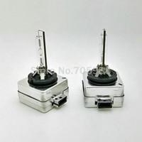 Wholesale 2 D1S Replacement HID d1s Xenon Bulbs v w D1S lamps hid K K K K K D1S Headlamps