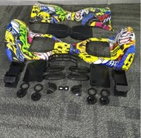 Wholesale High quality replaceable A set of inch scooter shell for inch wheels electric scooter skateboard accessory skatebaord part hiphop f