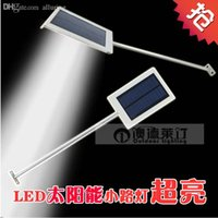Wholesale Solar lights led street light new rural outdoor waterproof lamp garden lights household solar street light