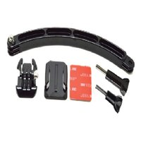 Wholesale Helmet Extension Arm With Adhesive Mount And Screws Accessories For GoPro Hero