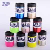 Wholesale YETI oz Stainless Cups Double Wall Bilayer Vacuum Insulated Cooler Rambler Tumbler Travel Vehicle Beer Mug