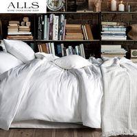 al por mayor reina amarilla juego de cama tamaño-Ropa de cama de algodón egipcio al por mayor-100% conjuntos de ropa de cama de lujo conjunto de ropa de cama de adulto conjunto de cama / rey tamaño azul amarillo rojo blanco gris ropa de cama