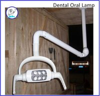 arm operations - dental LED ceiling mounted lamp Led Lamp with a ceiling arm module operation light