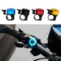 Wholesale 2016 New Safety Metal Ring Handlebar Bell Loud Sound for Bike Cycling bicycle bell horn SVJ