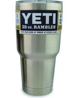 Wholesale 2016 YETI Bilayer Stainless Steel Insulation YETI Cup OZ Cups Cars Beer Mug Large Capacity YETI Mug Tumblerful with YETI logo