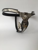 Cheap Chastity Belt Best Model-T Stainless Steel