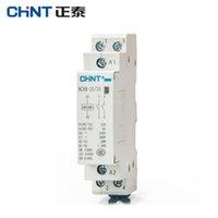 ac rail - Chint Mini household AC Contactor V Din Rail Type NCH8 N O P A
