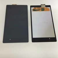 nexus 7 2013 - For ASUS Google Nexus nd ME570 ME571 gen LCD Display Touch Screen Digitizer Black Assemblyk Assembly
