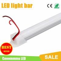 Wholesale 3 ft U Shape Light Bar led SMD W V Waterproof Warm White or Cool White LED Light Tube with Transparent Cover