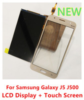 Wholesale Original Brand New LCD Screen Display Touch Screen Panel For Samsung Galaxy J5 SM J500