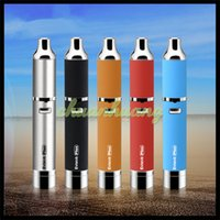 Cheap Authentic Yocan Evolve PLUS Kit 1100mAh Evolve Vaporizer Dry Herb Wax Vaporizer Pen Yocan Evolve D Kit Quartz Dual Coil Ecigarette Kits