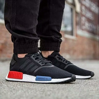 Cheap adidas Original NMD 2016 Runner R1 Primeknit PK Low Men's & Women's shoes Classic Cheap Fashion Sport Shoes With Boxes