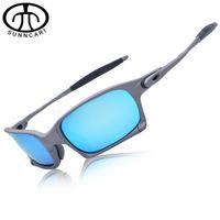 Wholesale Original Romeo Men Polarized Cycling Sunglasses Aolly Juliet X Metal X squared Sport Riding Eyewear Oculos ciclismo gafas CP004