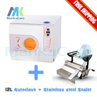 autoclave sterilize - Sterilized Bags Sterile Bag Sealer Dental Clinic Hospital Package Sealing Equipment and L Autoclave Class B Big Discount