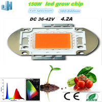 Wholesale Full Spectrum led grow chip cob W for diy led plant grow ligh chip nm full spectrum LED Plant growth light source made in china