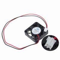 Wholesale 5PCS DC V P cm mm x40x10mm dc fan Ventilation Axial Flow cooler cooling fan