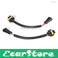 Wholesale H8 H9 H11 Extension Adapter Wiring Harness Sockets Wire for Headlight