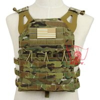 Wholesale FLYYE Tactical Vest Swift Plate Carrier JPC D D CORDURA For WARGAME AIRSOFT Cosplay Military