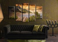 art portfolio - modern decorative painting art painting oil painting landscape painting sales the living room KTV do portfolio