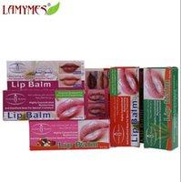 Wholesale DDA3245 new Lip Palm Aichunbeauty Moisturizing Lips Prevent Dry Burst Lips lip protector style Lips Care Beautiful Lips g DHL