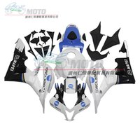 Wholesale 3 gifts New TOP Injection ABS motorcycle fairing kit Fit Guarantee For HONDA CBR600RR F5 Tank cover Cool style Konica